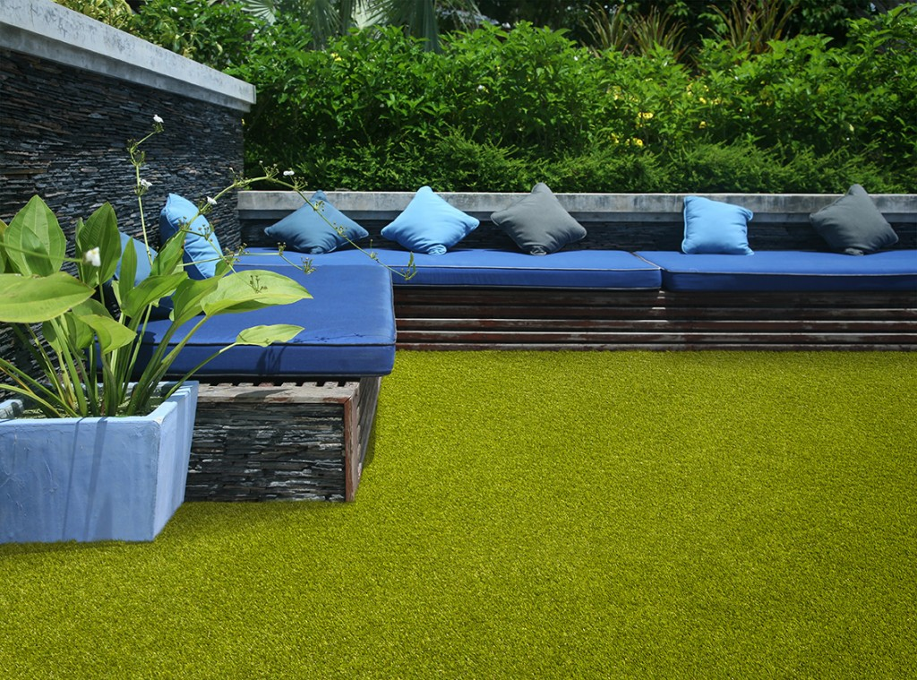 Vinca Artificial Grass