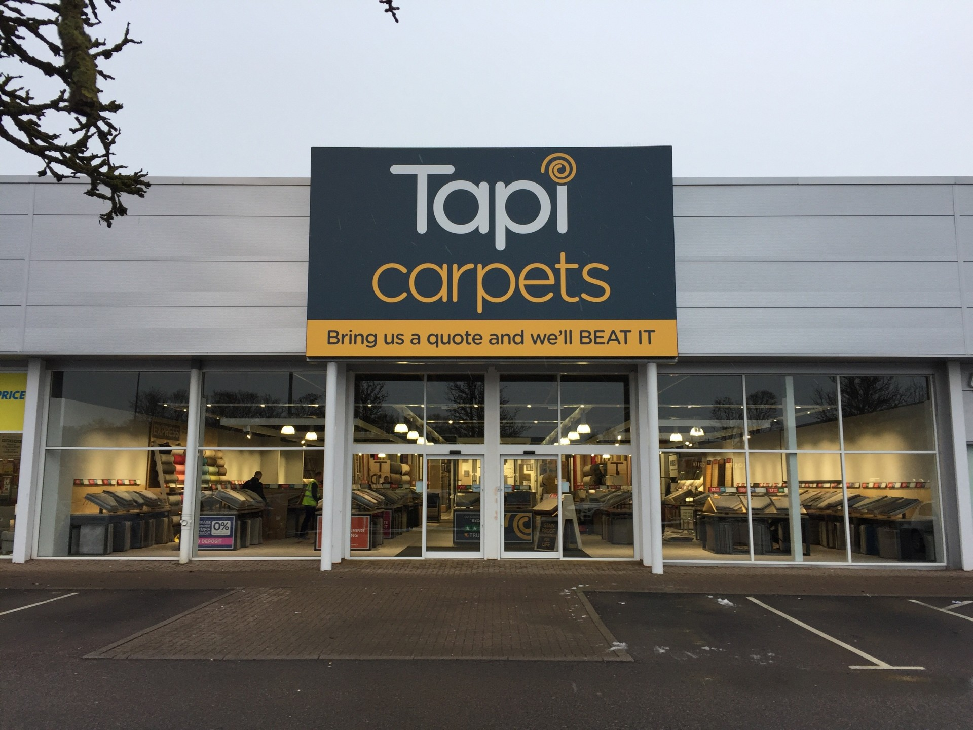 Tapi Carpets Stevenage