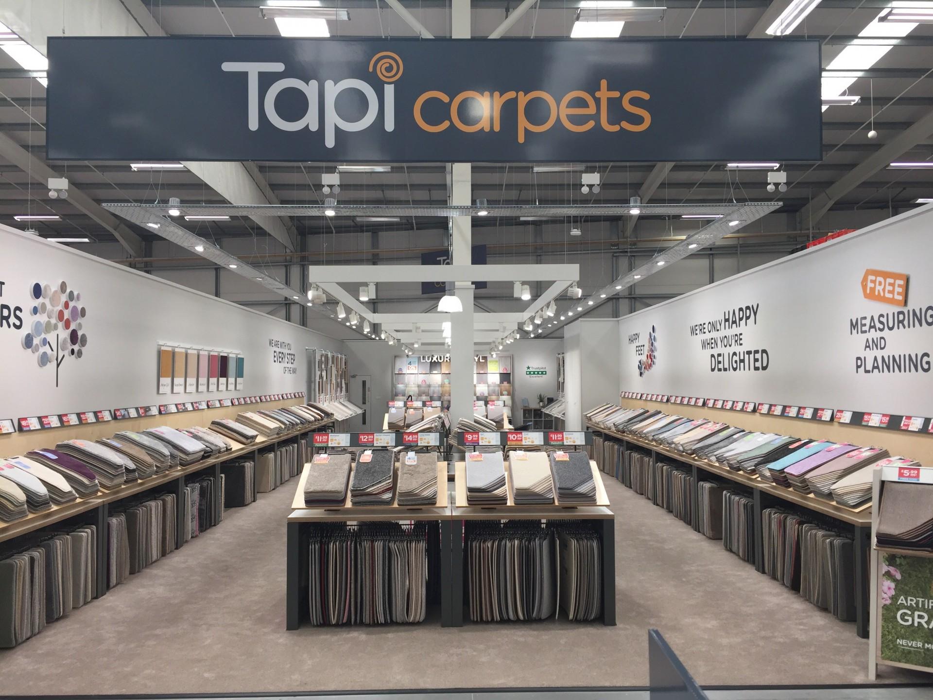 Tapi Carpets Basingstoke Homebase