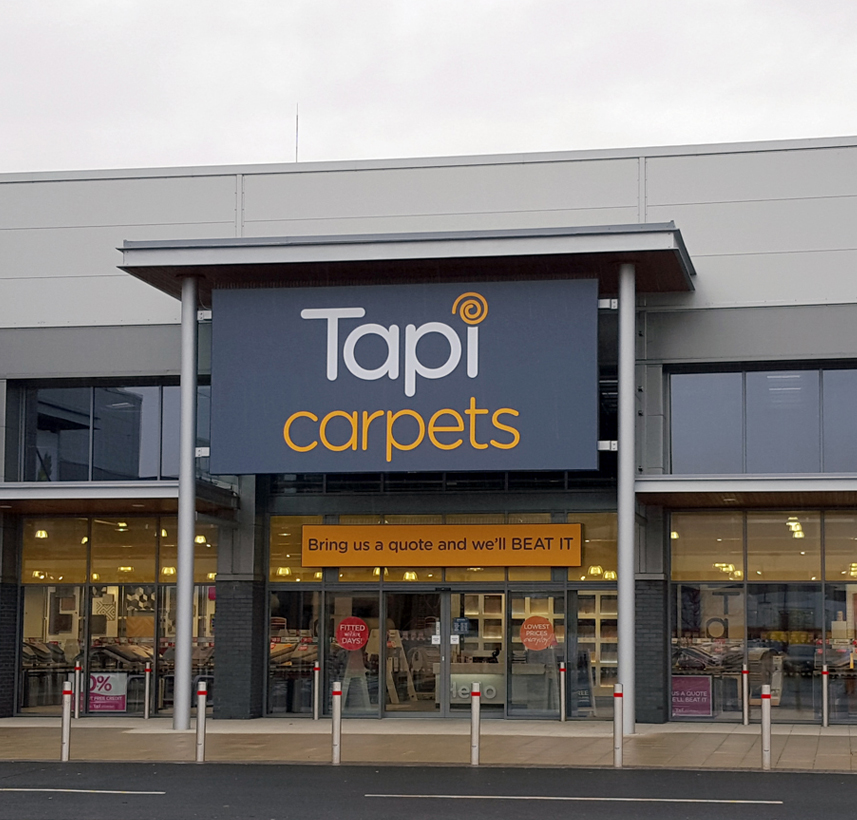Tapi Carpets Abbotsinch