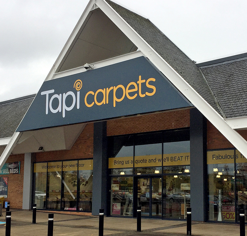 Tapi Carpets Stirling