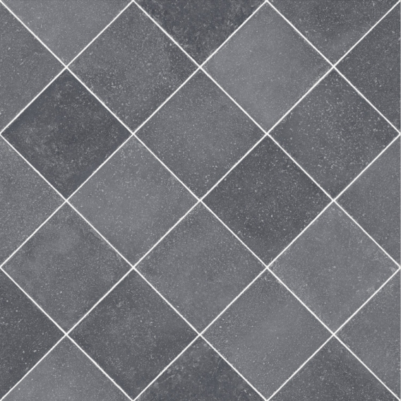 Encanto Slate Diamond Tile