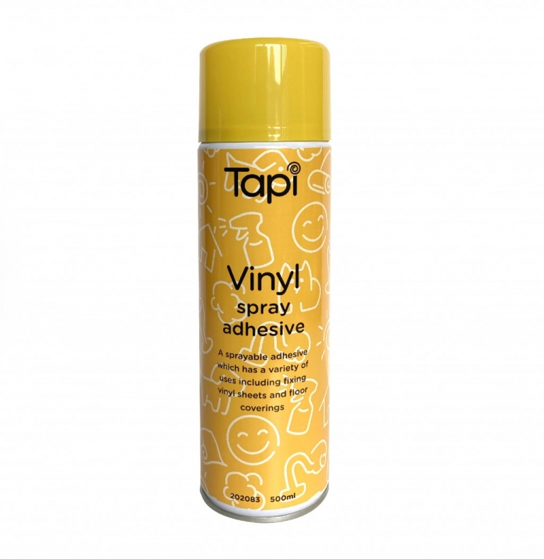 Vinyl Spray Adhesive -  4m²